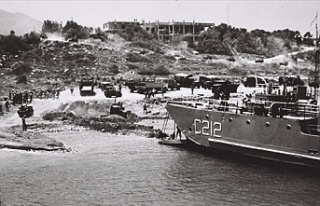 AA'dan Kıbrıs Barış Harekatı'nın 46'ncı...