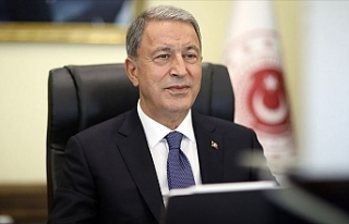 """Akar: """"Doğu Akdeniz'de Türkiye'yi..."""