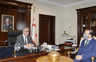 Akıncı, Roma temsilciliğine atanan Mustafa Davulcu'yu...