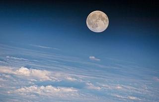 Ay'ın sanılandan 85 milyon yıl daha genç...