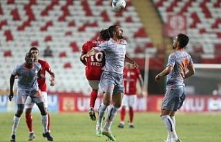 Başakşehir, Antalyaspor'un 11 maçlık yenilmezlik...