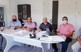 Basın Kartı Komisyonu çalışmalarını sonlandırıldı