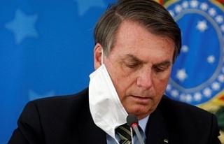 Brezilya Devlet Başkanı Bolsonaro üçüncü kez...