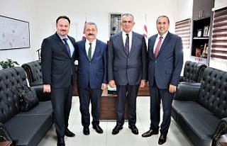 Çavuşoğlu, Yurtdışı Türkler ve Akraba Topluluklar...