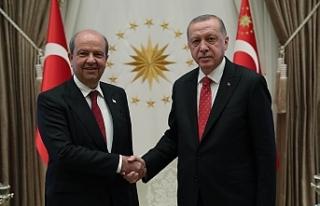 Erdoğan - Tatar telefonda bayramlaştı