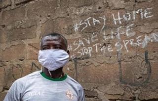 Gana'da 2 bin 65 sağlık çalışanı koronavirüse...