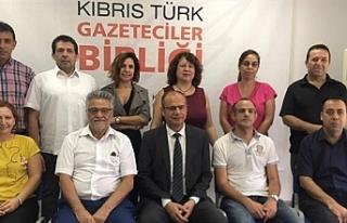 """Gazeteciler Birliği'nden BRT yönetimine """"Akit""""..."""