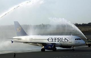 Güney Kıbrıs'a seyahat edecekler için uçuş...