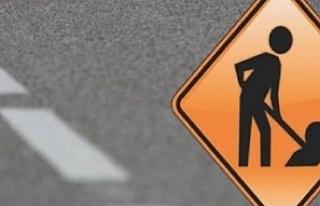 Haspolat kavşağı trafik akışına kapalı olacak