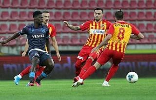 Hes Kablo Kayserispor ve BtcTurk Yeni Malatyaspor...