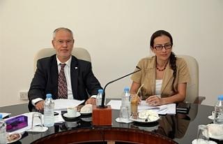 Hukuk, Siyasi İşler ve Dış İlişkiler Komitesi...