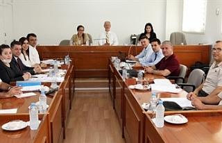 Hukuk, Siyasi İşler ve Dışilişkiler Komitesi...