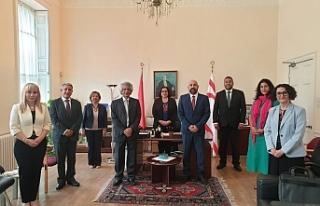 İngiltere Kıbrıs Türk Dernekleri Konseyi, KKTC...