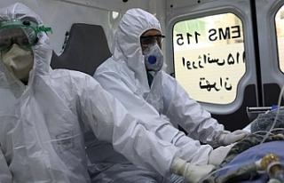 İran'da Covid-19 nedeniyle 138 sağlık personeli...
