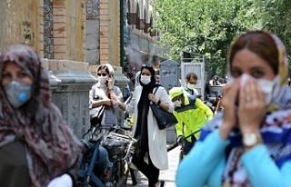 İran koronavirüs salgınında ikinci dalgayı yaşadığını...