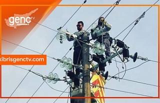 İskele'de 8 saatlik elektrik kesintisi