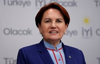 İYİ Parti Genel Başkanı Akşener'den Kıbrıs...