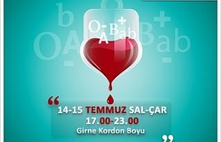 Kan bağışı kampanyaları devam ediyor