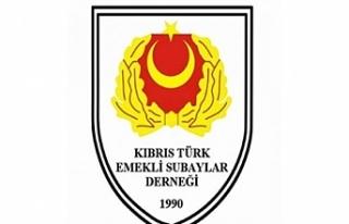 Kıbrıs Türk Emekli Subaylar Derneği, 20 Temmuz...