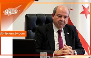 """""""Kıbrıs Türk Halkı her zaman haklı mücadelesinde..."""