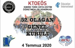 Kıbrıs Türk Orta Eğitim Öğretmenler Sendikası'nın...