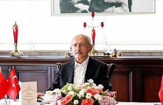 """Kılıçdaroğlu: """"KKTC'nin egemenliği ve..."""