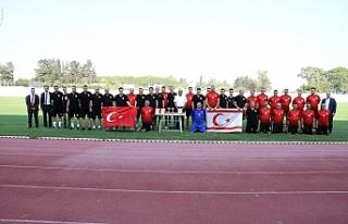 Meclis Futbol Takımı, KKTC Masterları ile 20 Temmuz...