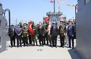 Müze geminin açılışı yapıldı