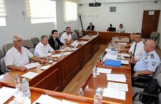 Orman Yangınları ile ilgili Araştırma Komitesi...