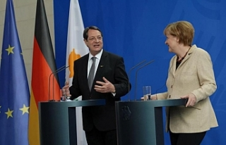 Rum Lider, Merkel ile görüşecek