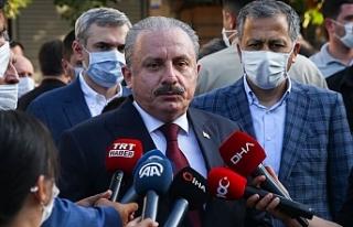"""Şentop: """"Doğu Akdeniz'in güvenliği en..."""
