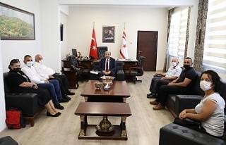 """Tatar: """"Akıncılar- Luricina Kapı Komitesi..."""