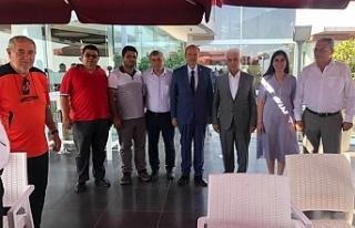 Tatar: Ülkenin çok daha güzel günler göreceğinden...