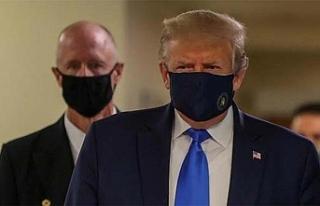 Trump, ulusal çapta maske zorunluluğunu onaylamayacak