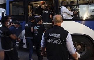 Türkiye'de Cumhuriyet tarihinin en büyük uyuşturucu...