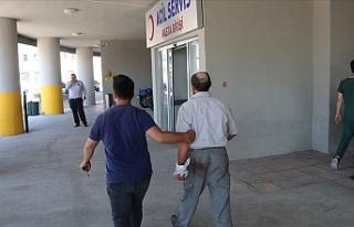 Türkiye'de Kurban bayramında hastanelerde bilindik...