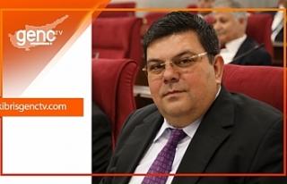 UBP Girne İlçe Başkanlığı'na Özdemir Berova...