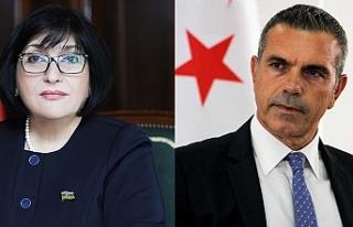 Uluçay, telefonda görüştüğü Azerbaycan Meclis...