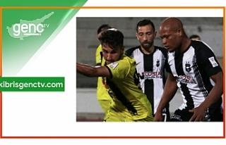 Yenicami-Türk Ocağı maçında 5 gol