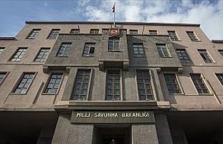 """""""Yunanistan'ın Selanik kentinde Türk bayrağının..."""