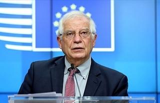 AB'den Türkiye'nin yeni Navtex ilanıyla...