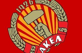 AKEL'den, Türkiye Komünist Partisi'ne mesaj
