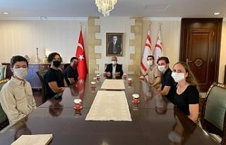 Akıncı, Birleşik Krallık Kıbrıs Türk Öğrenci...