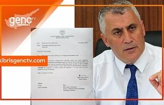 """Amcaoğlu: """"Gazimağusa Belediyesi'nin avans..."""