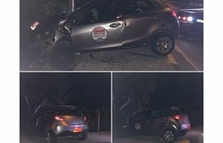 Araç sürücüsü 5 yaralıyı olay yerinde bırakıp...