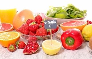 Araştırma: C vitamini yaşlılıkta kas kaybını...