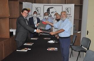 ARUCAD ile Dr. Fazıl Küçük Vakfı arasında işbirliği...