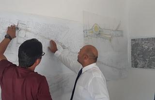 Atakan, Girne Batı Çevreyolu çalışmalarını...