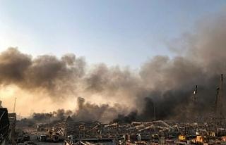 Beyrut Valisi olayı Hiroşima ve Nagazaki'ye...