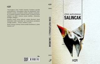 """Cenk Mutluyakalı'nın ilk romanı """"Salıncak""""..."""
